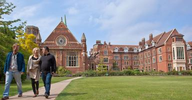 Bell Teacher Campus, Homerton College