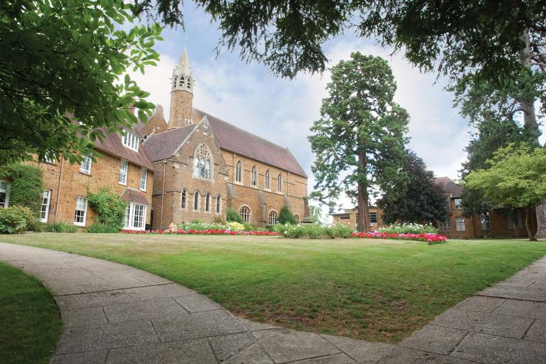 Bloxham School, Oxfordshire: one of our young learner summer schools.