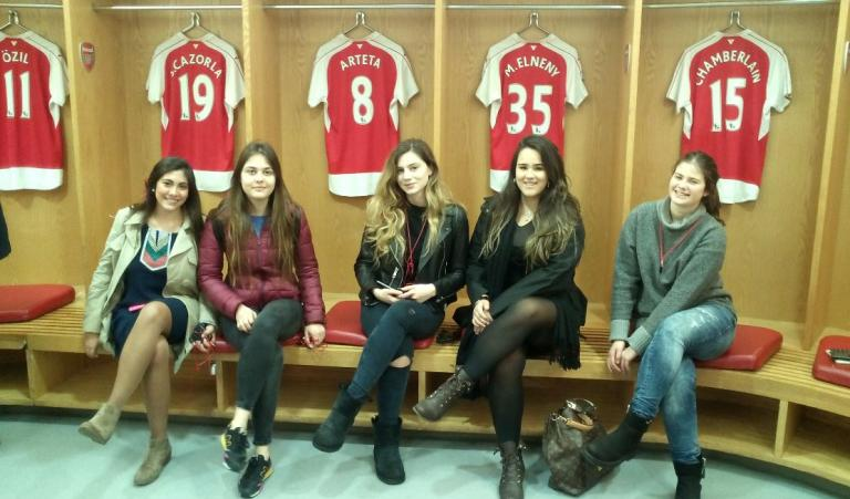 Emirates Stadium tour