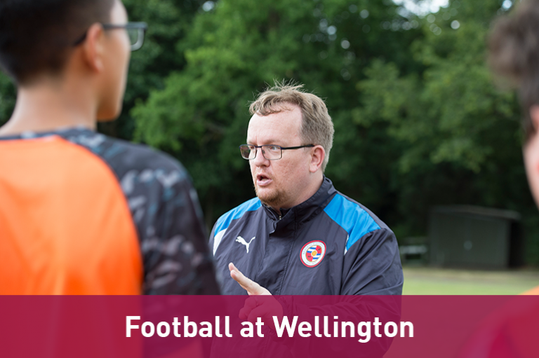 Football Academy at Wellington College