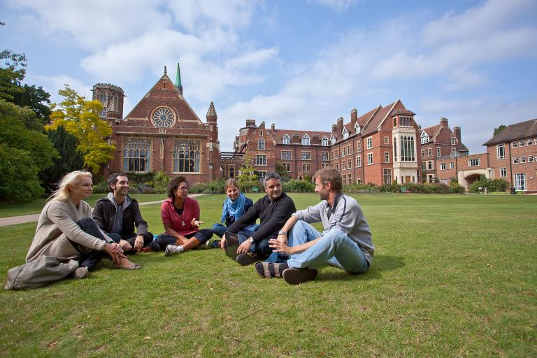 Bell Teacher Campus, Homerton College, part of the University of Cambridge