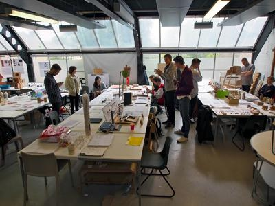 Art design foundation recognised by top London University Bell