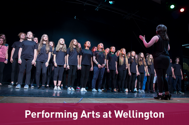 Performing Arts Academy at Wellington College