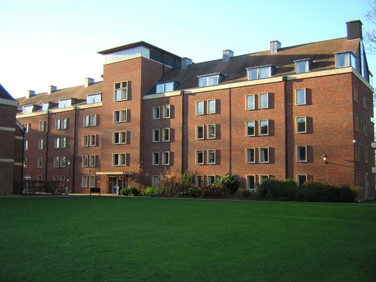 West House, Bell Teacher Campus, Homerton College