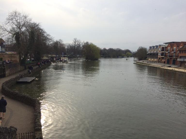 River Thames in Windsor
