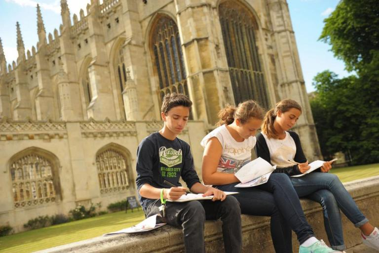 Young Cambridge Scholars