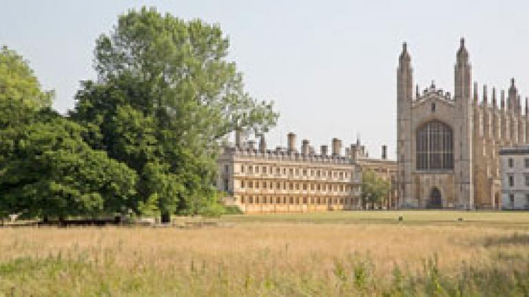 Top 10 sights in Cambridge