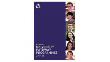 University Pathways programmes