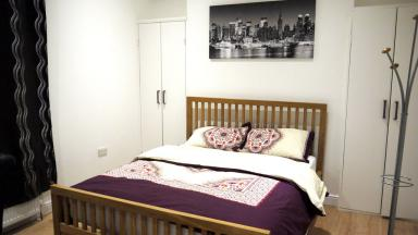 Double bedroom at Bell residence 74 Mill Road