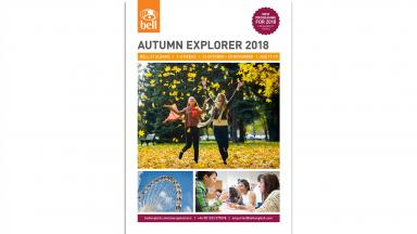 Autumn Explorer 2018 cover