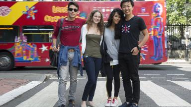 Top 5 reasons for studying English in the UK