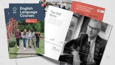 Image result for bell english school sign cambridge