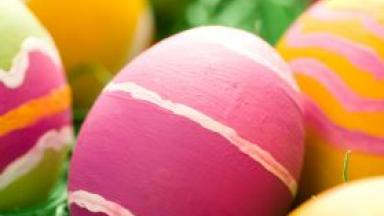 Easter vocabulary. English language blog.