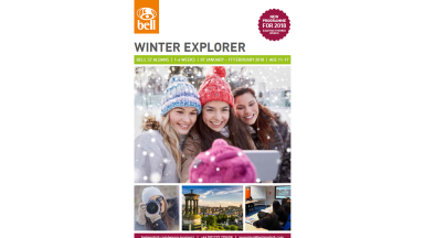 2018 Winter Explorer leaflet