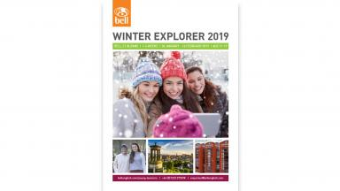 Winter Explorer 2019 leaflet