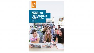 Bell English 16+ brochure