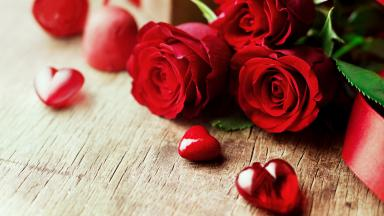 The history of Valentine's Day. English blog post.