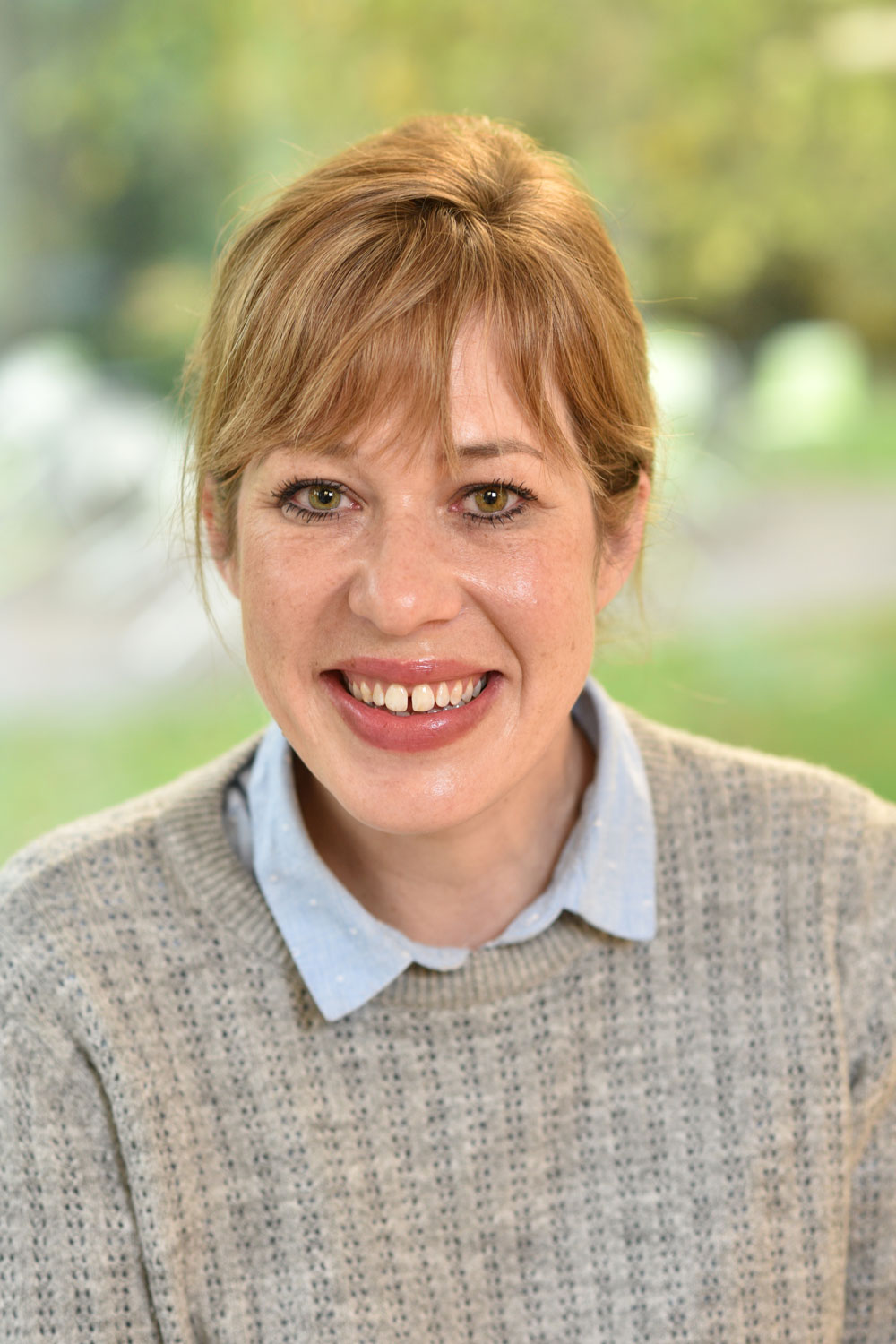 Isobel Clarke, Head of Latin America and Middle East
